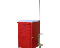 Harloff 3145B-EMG Mini Line Emergency Cart