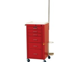 Harloff 3156B-EMG Mini Line Emergency Cart