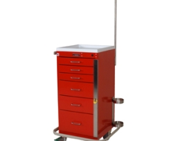 Harloff 3256B-EMG Mini Line Emergency Cart