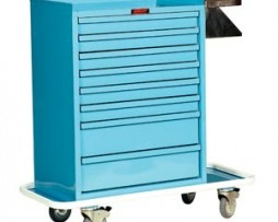 Harloff 6030 Cast Cart Painted Steel