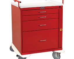 Harloff 6300 Classic Series Emergency Cart