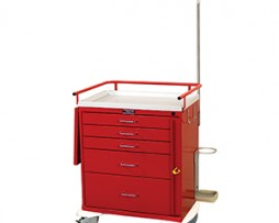 Harloff 6331 Classic Series Emergency Cart