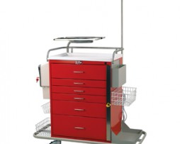 Harloff 6411 Classic Emergency Cart Super Stat