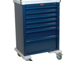 Harloff AL810K7 Universal Line Anesthesia Cart