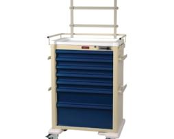 Harloff AL810E7-ANS Universal Line Anesthesia Cart