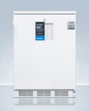 Summit CT66LPLUS2 Undercounter Medical Refrigerator Freezer