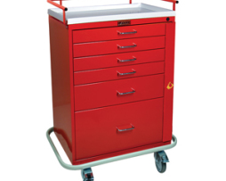 Harloff 6400 Classic Series Emergency Cart