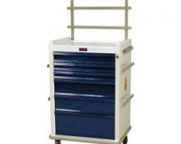Harloff MR6K-MAN MRI-Compatible Anesthesia Cart