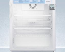 Summit SCR600LBIPLUS2 Undercounter General Medical Refrigerator