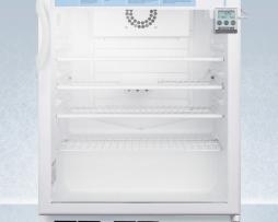 Summit SCR600LBIPLUS2ADA Undercounter General Medical Refrigerator