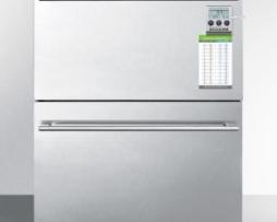 Summit SP6DS2D7MEDDT Medical 2 Drawer Refrigerator