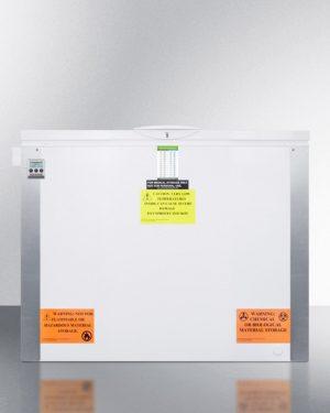 Summit VLT1250 Medical Chest Freezer Low Temperature