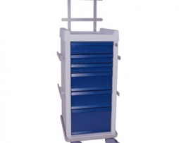 Harloff MRN6K-MAN MR-Conditional Anesthesia Cart