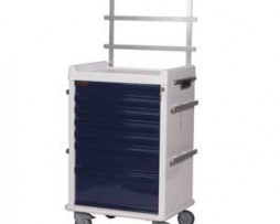 Harloff MR7K-MAN MR-Conditional Anesthesia Cart