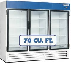 Aegis 3-CR-CH-70 Chromatography 70 cf Refrigerator