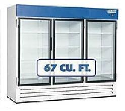 Aegis 3-CSR-CH-67 Chromatography 67cf Refrigerator