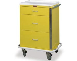 Harloff 6500 Classic Infection Control Cart