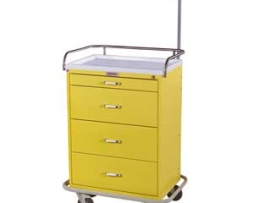 Harloff 6521 Classic Isolation Infection Control Cart