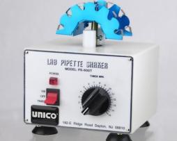 Unico L-P600T Pipette Shaker 6 Pipettes