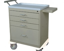 Harloff MD30-4K Classic Line Multi-Dose Medication Cart