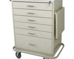 Harloff MD50-6K Classic Line Multi-Dose Medication Cart