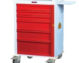 Harloff MR6B Aluminum Emergency Cart MR-Conditional