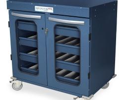 Harloff MS-IOL840 IntraOcular Lens Supply Storage Cart