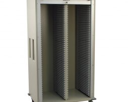 Harloff MS8140 Medical Storage Cart Double Column