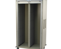 Harloff MS8140 Medical Storage Cart Double Column