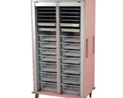 Harloff MS8140-CARDIO Cardiac Medical Storage Cart