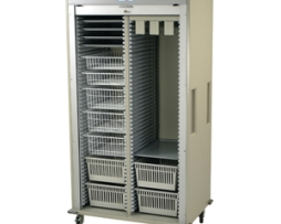 Harloff MS8140-CYSTO Urology Medical Storage Cart