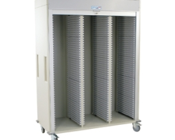 Harloff MS8160 Medical Storage Cart Triple Column