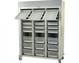 Harloff MS8160-ARTHRO Arthroscopy Medical Storage Cart