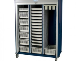 Harloff MS8160-CYSTO Urology Medical Storage Cart