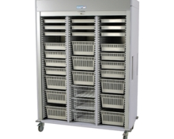 Harloff MS8160-LAP Laparoscopy Medical Storage Cart