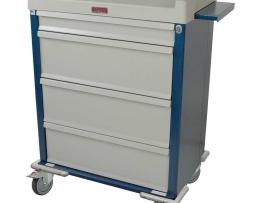 Harloff SL270MOT Medication Cart Standard Line Medicine on Time