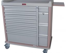 Harloff SL294BOX Standard Unit-Dose Medication Cart
