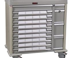 Harloff SL36BIN5 Medication Cart Standard Line 36 Med-Bin