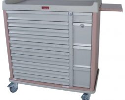 Harloff SL420BOX 420 Capacity Unit Dose Medication Cart