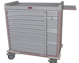 Harloff SL420BOX Medication Cart 420 Capacity Unit Dose