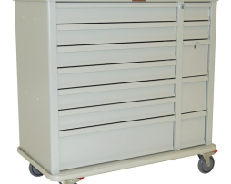 Harloff SL72MD Standard Line Multi-Dose Medication Cart