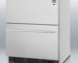 Summit SP6DS2D7MEDDTADA Medical 2 Drawer Refrigerator