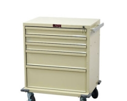 Harloff V24-5K V-Series Treatment Procedure Cart