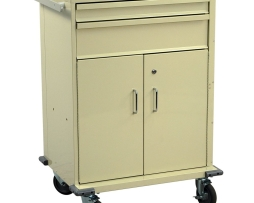 Harloff V30-2K V-Series Two Drawer Treatment Procedure Cart