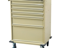 Harloff V30-6K V-Series Six Drawer Procedure Treatment Cart