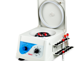 Unico C856H PowerSpin LX Centrifuge Variable Speed Tube Holdster