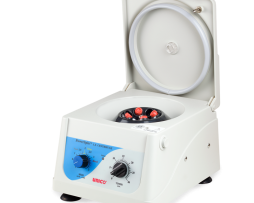 Unico C858 PowerSpin LX Centrifuge Variable Speed