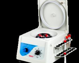 Unico C858H PowerSpin LX Centrifuge Variable Speed Tube Holdster