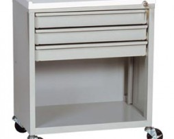 Harloff ETC-3 Treatment Cart Lower Compartment Economy