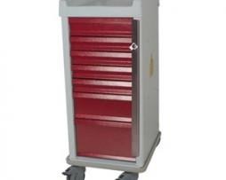 Harloff MRN7B MR-Conditional Emergency Cart